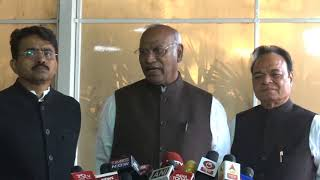 AICC Press Media Byte By LoP Lok Sabha Mallikarjun Kharge on Bhima Koregaon Violence