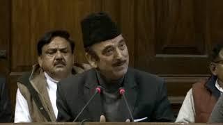 LoP Rajya Sabha Ghulam Nabi Azad on Triple Talaq Bill