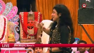Khatu Shyam Bhajan Baar Baar Din Ye Aaye   Mona Mahta   Live   Apfilms