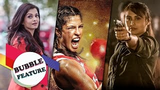 7 Badass Female Characters From Bollywood | Women's Day Special