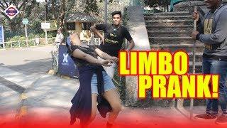 Blindfold Limbo Prank - Virar2Churchgate