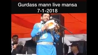 Gurdas Man Live Mansa