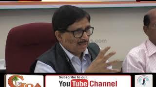 Streamline Traffic First Instead of Giving Challans: Shantaram Naik
