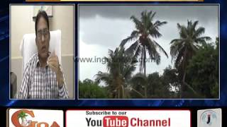 Goa To Witness Rains In Next 24Hrs Due To Cyclone Ookhi