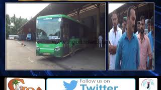 After Taxi Owners,Now Bus Owners Threaten Agitaion; Stop Newly Started Cancona-Panjim Bus