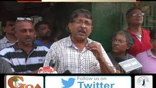 St Cruz Locals Says No To Inclusion Of Village in PDA; Take Morcha On Panchayat