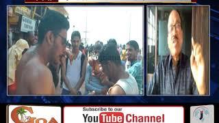 In Goa News' Drive Against Public Drinking in Goa