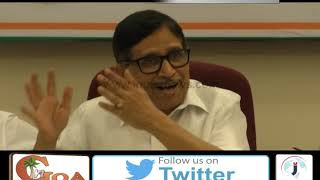 Parrikar Is Scared Of RSS That's Why He is Mum On Beef Traders Issue: Shantaram Naik