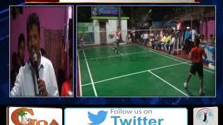 All Goa Late Vincent Lobo Badminton Tournament