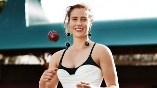 Allyse Perry - Australian Woman Cricketer