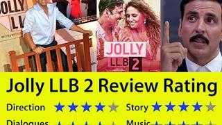 Jolly LLB 2 Movie   Jolly LLB2 Review Rating   Akshay Kumar   Huma Qureshi