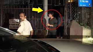 Shahrukh Khan SPOTTED At Shankar Mahadevan's Office   Zero Movie
