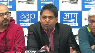 Aap Leader and Trade wing Briefs on Center's Decision allow FDI without any regulation