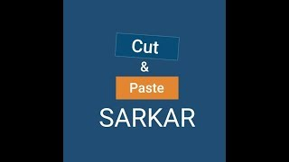 Cut And Paste Sarkar | PM Modi, merely renaming policies will not make them yours.