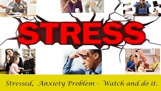 Stress Symptoms | Sign of Stress | Panic Disorder :Coping Up with Stress,Anxiety