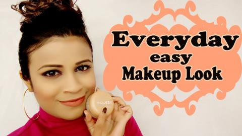 Everyday Easy makeup Look