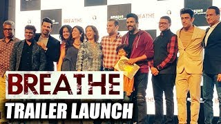 Breathe Trailer Launch Full Video |  R. Madhavan, Amit Sadh | Amazon Prime Video