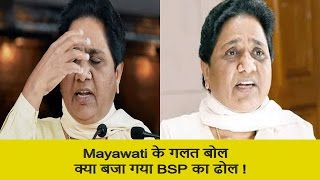 Mayawati becoming Political Liability: EVM Comment Raises Questions