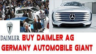 Buy Daimler AG || Mercedes-Benz || Germany Automobile Giant || DAC