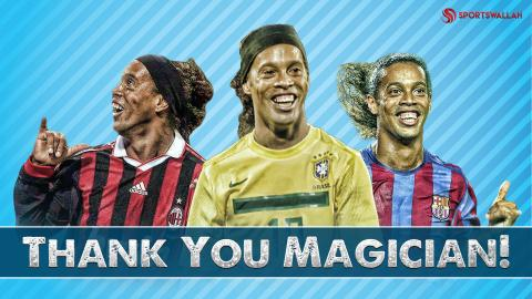 Thank You Ronaldinho