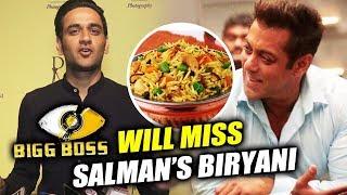 Will Miss Salman Khan's HOME FOOD After Bigg Boss 11, Says Vikas Gupta