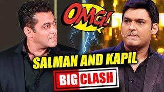 Salman Khan And Kapil Sharma BIG CLASH On Television