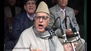 Watch Exclusive Video : Farooq Abdullah Abuses PDP and BJP