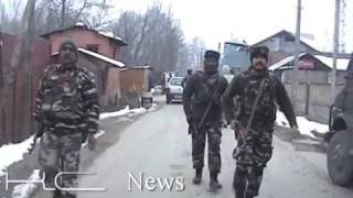 Kashmir Encounter. 1 Militant Killed in an Encounter at Hajin