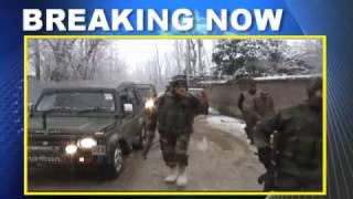 Kashmir Kulgam Encounter