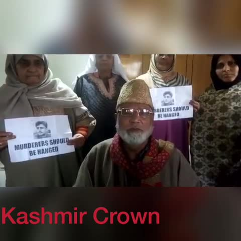 Sopore Family Demands Dead Body