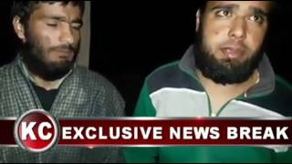 Kashmir Crown : Militants released new video confession of some youth faking as militants