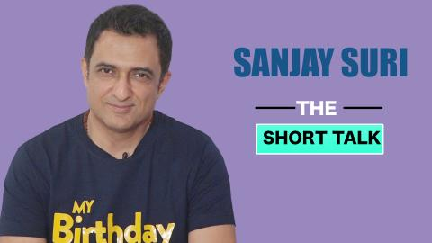 The Short Talk : Sanjay Suri Reveals Why He Named His Film 'My Birthday Song'