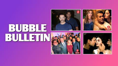 Bubble Bulletin - Padman Will Now Release On 9th February | Top 5 Bollywood News