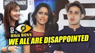 Hina Khan DISAPPOINTED By Shilpa Shinde's WIN, Priyank Sharma's Reaction | Bigg Boss 11