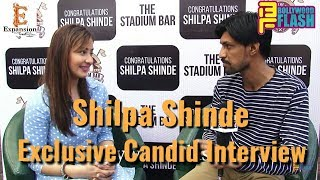 Shilpa Shinde Exclusive Candid Interview | Bigg Boss11 & Upcoming Projects