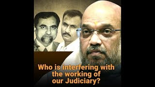 #DemocracyInDanger | Judge Loya's mysterious death