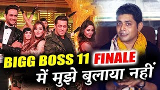 Sabyasachi Satpathy REVEALS Why He Was NOT INVITED For Bigg Boss 11 Finale