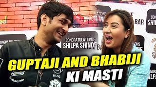 Vikas Gupta And Shilpa Shinde FUN MOMENT Together After Bigg Boss 11