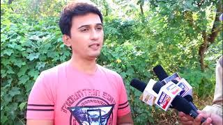 Gadbad Jhali - Marathi Film On Shoot Director Santram,  Rajesh Sringapure, Usha Natkarni