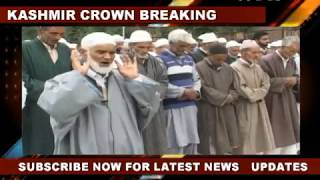 Kashmir Crown : KASHMIR ON EID DAY REPORT ASHIQ MIR WITH SUHAIL NAYAK