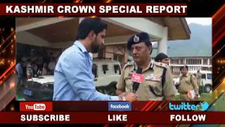 Kashmir Crown : Amarnath Yatra Begins Today; Intelligence Warns Of Attack