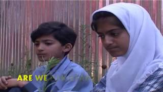 Help Us !! little sisters shout for justice in Kashmir