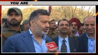 Kashmir Crown : Minister Imran Raza Ansari Speaks to Kashmir Crown