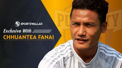 Exclusive Interview: FC Pune City's Chhuantea Fanai