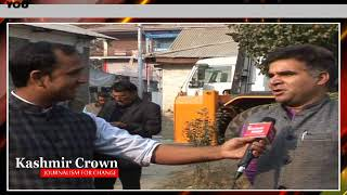 Ravinder Raina BJP MLA Speaks To Kashmir Crown Editor in Chief Shahid Imran
