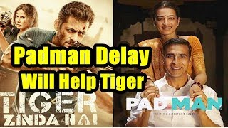 How Padman Delay Will Help Tiger Zinda Collection In 6th Week