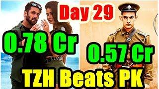 Tiger Zinda Hai Beats PK Collection Day 29