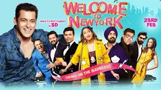 Salman Khan CAMEO In Welcome To New York