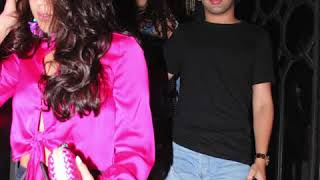 Sara Ali Khan spotted with rumored boyfriend