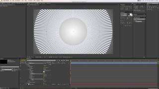 After effects tutorial (Ramp and Stroke Effect) tutorial